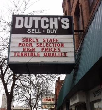 Dutch's Pawnshop